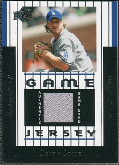 2008 Upper Deck UD Game Materials 1997 #DL Derek Lowe