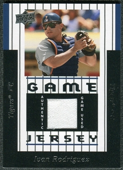 2008 Upper Deck UD Game Materials 1997 #IR Ivan Rodriguez
