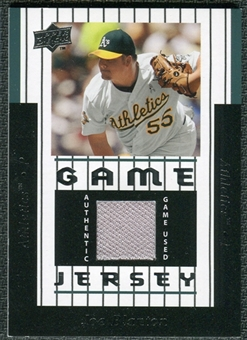 2008 Upper Deck UD Game Materials 1997 #JB Joe Blanton