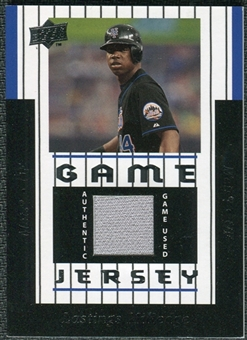 2008 Upper Deck UD Game Materials 1997 #LM Lastings Milledge