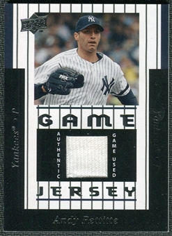 2008 Upper Deck UD Game Materials 1997 #PE Andy Pettitte