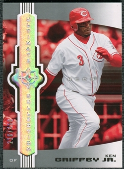 2007 Upper Deck Ultimate Collection #11 Ken Griffey Jr. /450
