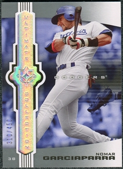 2007 Upper Deck Ultimate Collection #23 Nomar Garciaparra /450
