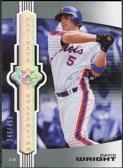 2007 Upper Deck Ultimate Collection #30 David Wright /450