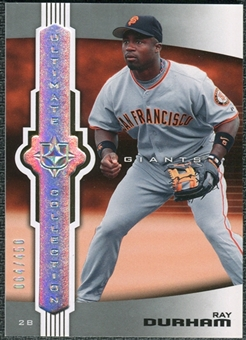 2007 Upper Deck Ultimate Collection #45 Ray Durham /450
