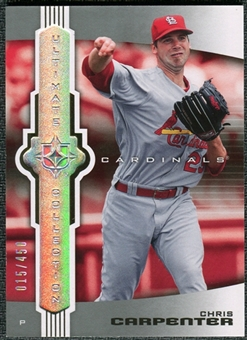 2007 Upper Deck Ultimate Collection #47 Chris Carpenter /450