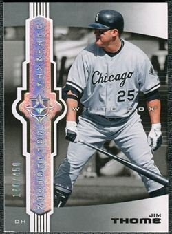 2007 Upper Deck Ultimate Collection #60 Jim Thome /450