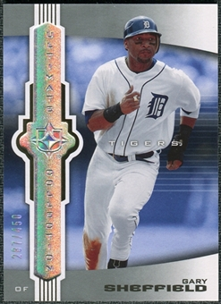 2007 Upper Deck Ultimate Collection #68 Gary Sheffield /450