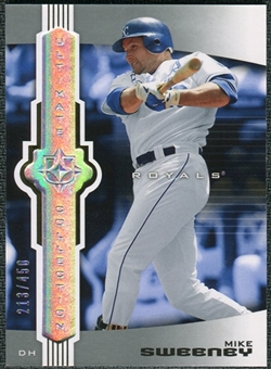 2007 Upper Deck Ultimate Collection #71 Mike Sweeney /450