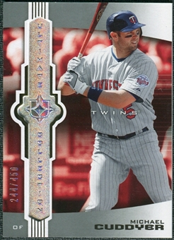 2007 Upper Deck Ultimate Collection #79 Michael Cuddyer /450