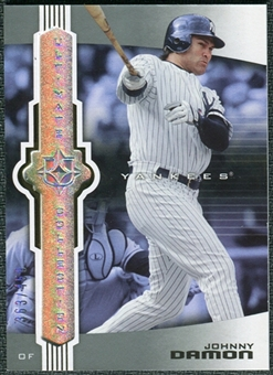 2007 Upper Deck Ultimate Collection #82 Johnny Damon /450