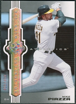 2007 Upper Deck Ultimate Collection #85 Mike Piazza /450