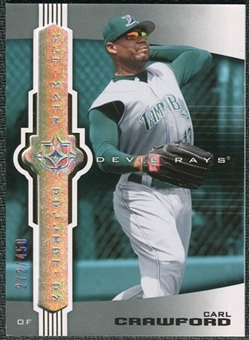2007 Upper Deck Ultimate Collection #91 Carl Crawford /450