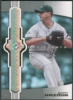 2007 Upper Deck Ultimate Collection #92 Scott Kazmir /450