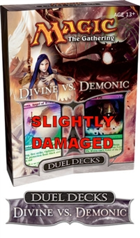 Magic the Gathering Divine Vs. Demonic Duel Deck (Slightly Damaged)