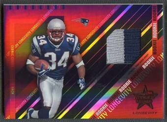 2004 Leaf Rookies and Stars Longevity #273 Cedric Cobbs Ruby Jersey #49/99