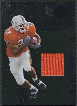 2005 Leaf Limited #LT17 Clinton Portis Limited Threads #37/75