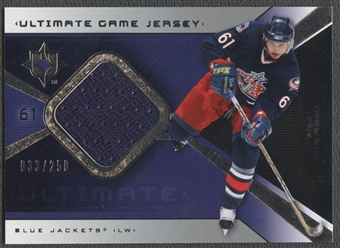 2004/05 Ultimate Collection #UGJRN Rick Nash Jersey #033/250
