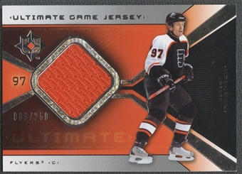 2004/05 Ultimate Collection #UGJJR Jeremy Roenick Jersey #006/250