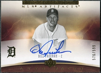 2005 Upper Deck Artifacts Autofacts #FR Bill Freehan /599