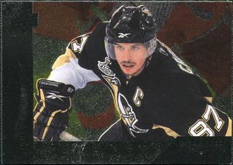 2009/10 Upper Deck Black Diamond Horizontal #BD23 Sidney Crosby SP