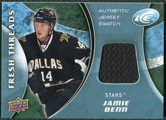 2009/10 Upper Deck Ice Fresh Threads #FTJB Jamie Benn