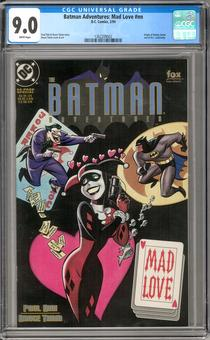 Batman Adventures: Mad Love #nn CGC 9.0 (W) *1362209002*
