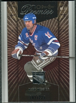 2009/10 Upper Deck OPC Premier #31 Mark Messier /225