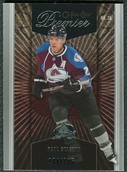 2009/10 Upper Deck OPC Premier #40 Paul Stastny /225