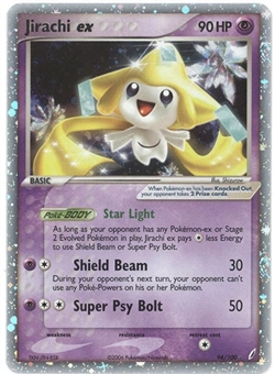 Pokemon Crystal Guardians Single Jirachi ex 94/100