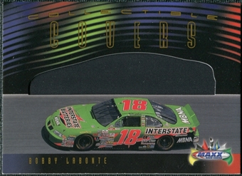 2000 Upper Deck Maxx Collectible Covers #CCBL Bobby Labonte