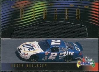 2000 Upper Deck Maxx Collectible Covers #CCRW Rusty Wallace