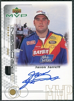 1999 Upper Deck ProSign #JJH Jason Jarrett Gold Autograph