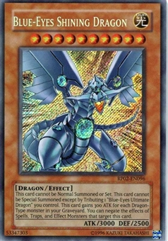 Yu-Gi-Oh Retro Pack 2 Single Blue-Eyes Shining Dragon Secret Rare