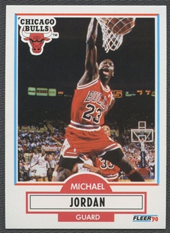 1990/91 Fleer Basketball Complete Set (NM-MT)
