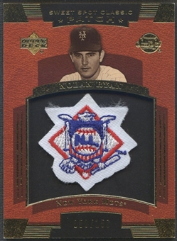 2004 Sweet Spot Classic Patch #NR Nolan Ryan NL Patch #050/150