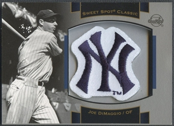2003 Sweet Spot Classics #JD1 Joe DiMaggio Patch