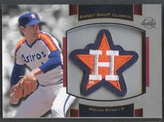 2003 Sweet Spot Classics #NR1 Nolan Ryan Patch