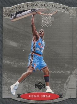 1995/96 SP All-Stars #AS2 Michael Jordan
