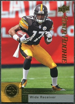 2009 Upper Deck #262 Mike Wallace SP RC