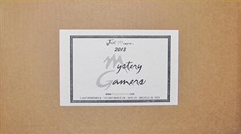 2013 Just Minors Mystery Gamers Baseball Hobby 4-Box Case