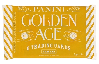 2013 Panini Golden Age Baseball Hobby Pack