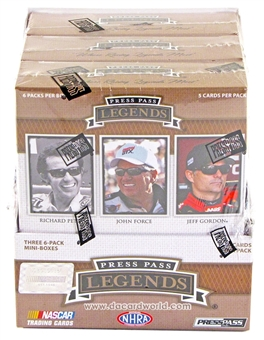 2013 Press Pass Legends Racing Hobby Box