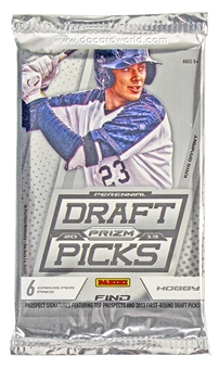 2013 Panini Prizm Perennial Draft Picks Baseball Hobby Pack
