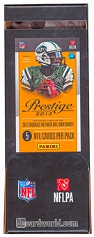 2013 Panini Prestige Football 5-Card 36-Pack Box - CLOSEOUT SPECIAL !!!