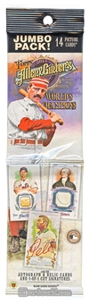 2013 Topps Allen & Ginter Baseball Retail Jumbo Rack Pack