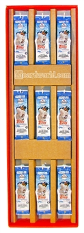 2013 Topps Series 1 Baseball Retail Floor Display Case (72 Jumbo Packs)