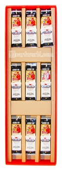 2013 Topps Series 2 Baseball Retail Floor Display Case (72 Jumbo Packs)