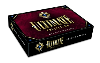 2014/15 Upper Deck Ultimate Collection Hockey Hobby Box (Presell)