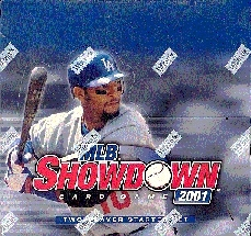 WOTC MLB Showdown 2001 Baseball Starter Box